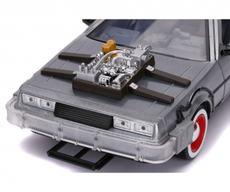 Time Machine (Back to the Future 3) 1:24