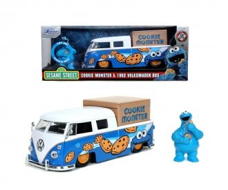 Sesame Street Cookie Monster 1:24