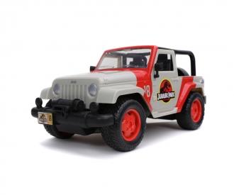 Jurassic Park  RC Jeep Wrangler 1:16