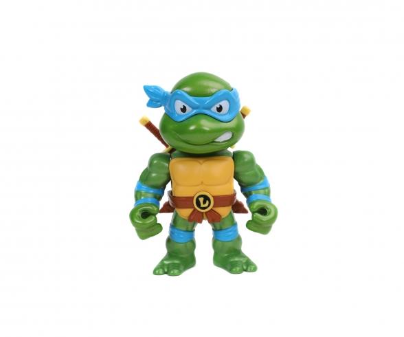 "Turtles 4"" Leonardo Metallfigur"