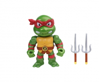 """Turtles 4"""" Raphael Figure"""