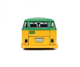 Turtles 1962 VW Bus 1:24