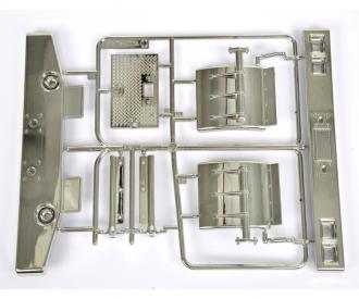 D-Parts Bumper chrome 56301/56304