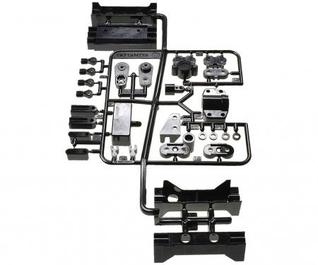 C-Parts Steering/Mountingp.2Axle Trucks