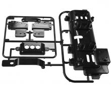 D-Parts Batterybox 2&3Axle Trucks