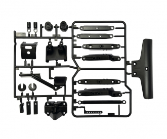 WT-01/TL-01B C-Parts Suspension