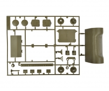 B-Parts B1-B18 Cover M4 Sherman 56014