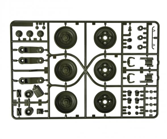 B-Teile Schw.Arm/Laufro.(1) LEO2A6 56020