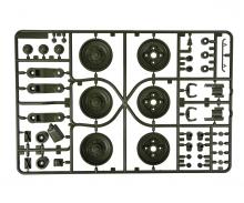 B-Parts Susp./Track Rol.(1) LEO2A6 56020