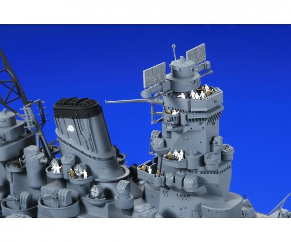 1:350 Warship Crew-Set (144)