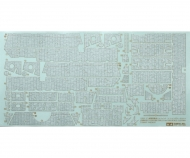 1:35 WWII Zimmerit Sheet Elefant