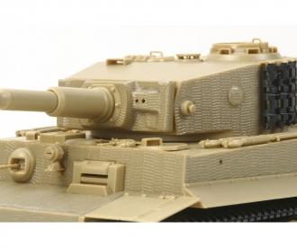 1:35 WWII Zimmerit Dekor-Satz Tiger I