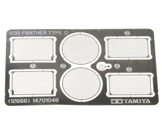 1/35 Panther D P-E Grille Set