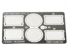 1/35 Panther D P-E Grille Set