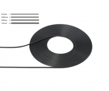 1:6/1:12/1:24 0,50mm Kabel/Schlauch 2m