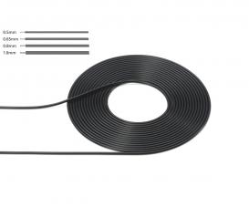 1:6/1:12/1:24 0,65mm Kabel/Schlauch 2m