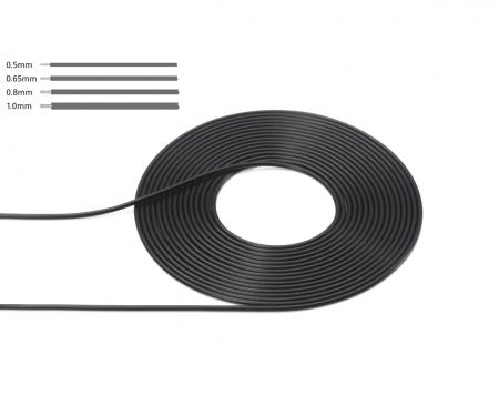 1:6/1:12/1:24 1,00mm Kabel/Schlauch 2m