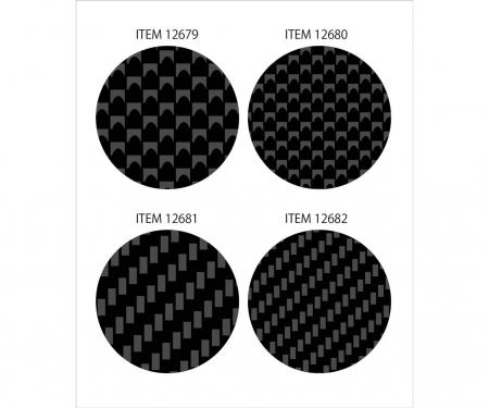 Carbon Decal Plain F