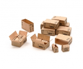1:35 US 10-in-1 Cartons WWII