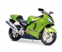 1:12 Kawasaki Ninja ZX-12R Street 1999