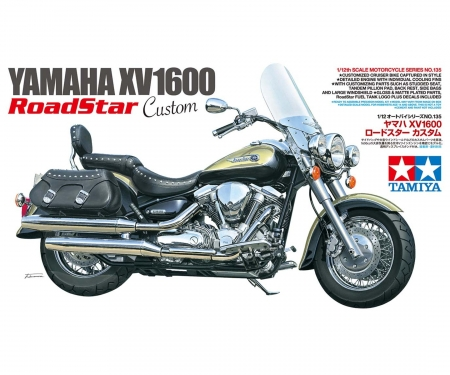 1/12 XV1600 RoadStar Custom