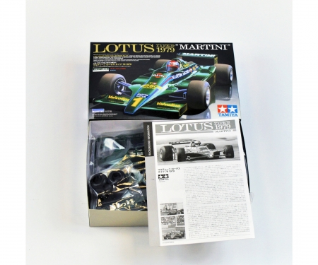 1:20 Lotus Typ 79 Martini 1979