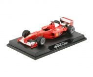 1:20 F1-2000 #4 Fin. Model MW