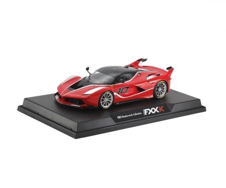 1/24 FXX K #10 Red Fin