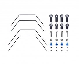 TA08 Stabilizer Set F/R (2+2)