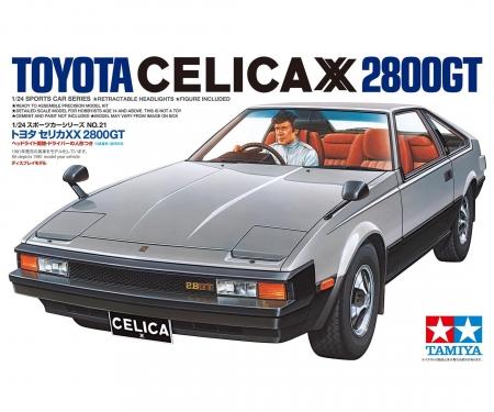 1/24 Toyota Celica XX 2800GT
