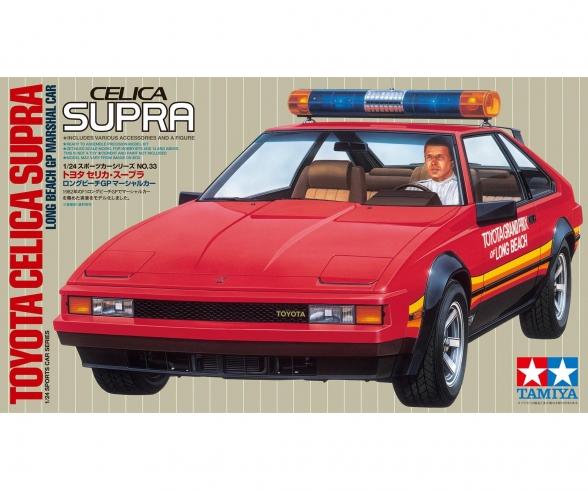 1:24 Toyota Supra LBGP Marshal