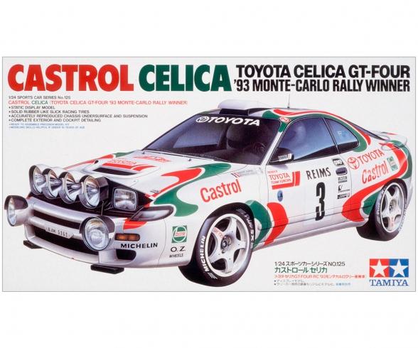 1:24 Castrol Celica