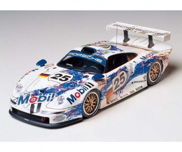 1:24 Porsche 911 GT1 LeMans `96 Werkst.