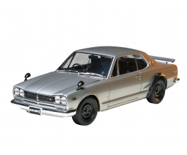 1:24 Nissan Skyline 2000 GT-R H. T.