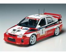 1:24 Mitsubishi Lancer Evo.V WRC