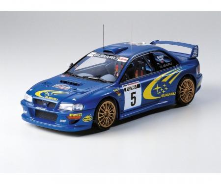 1:24 Subaru Impreza WRC '99