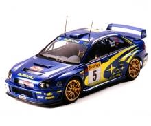 1:24 Subaru Impreza WRC 2001