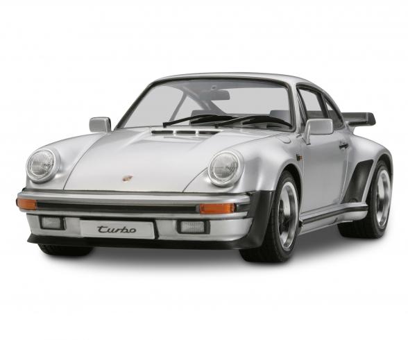 1:24 Porsche Turbo 1988 Straßenversion