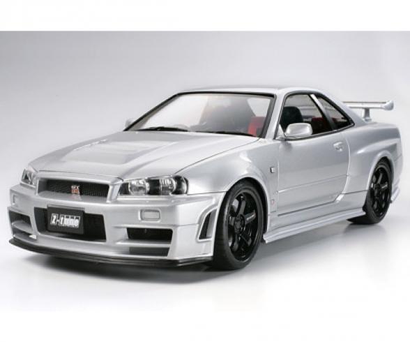 1:24 NISMO Skyline GT-R Z-tune (R34)
