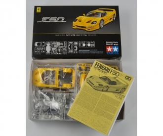 1:24 Ferrari F50 Yellow Streetversion