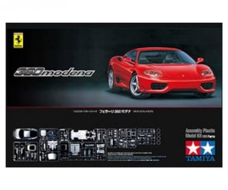 1:24 Ferrari 360 Modena