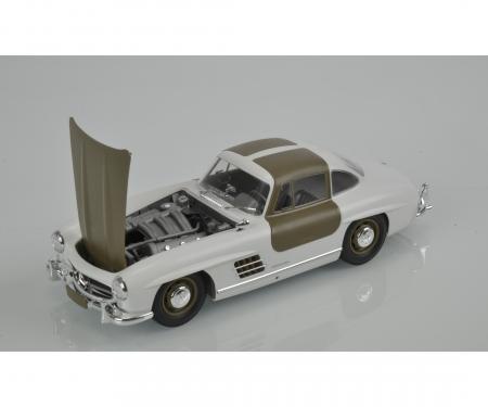 1:24 Mercedes Benz 300SL Flügeltürer