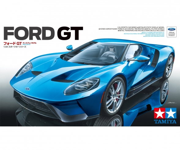1/24 Ford GT