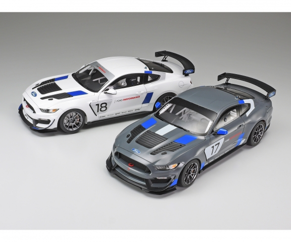1:24 Ford Mustang GT4