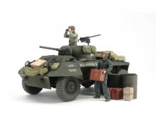 1:35 US M8 Greyhound Combat Patrol Set