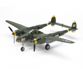 1/48 P-38H Lightning (WhiBox)