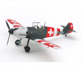 1:48 ME Bf109 E-3 Schweiz