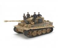 1:35 Dt. Tiger I m. Besatzung/Kommandant