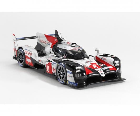 1:24 Toyota G.R. 2019 TS050 Hybrid LM