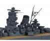 1:700 Jap. Musashi Schlachtschiff WL